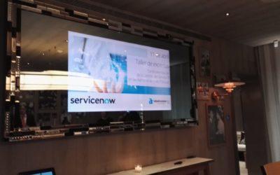 Evento Adjudicaciones TIC y ServiceNow